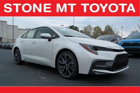 2020 Toyota Corolla for sale in Lilburn, GA