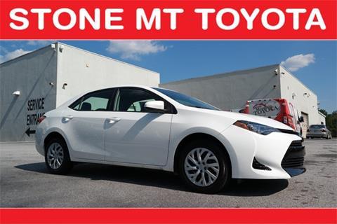 2019 Toyota Corolla for sale in Lilburn, GA