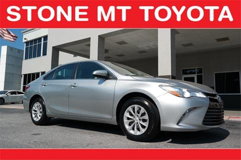 2017 Toyota Camry for sale in Lilburn, GA