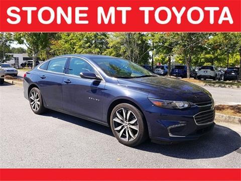2017 Chevrolet Malibu for sale in Lilburn, GA