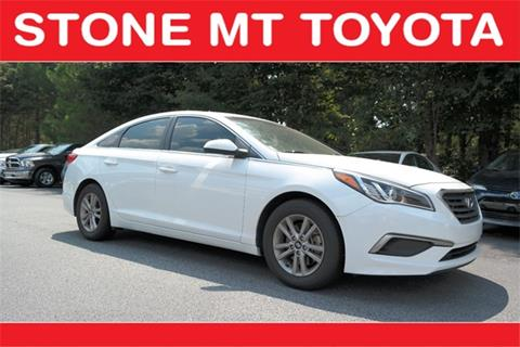 2016 Hyundai Sonata for sale in Lilburn, GA