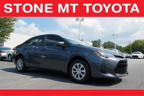 2018 Toyota Corolla for sale in Lilburn, GA