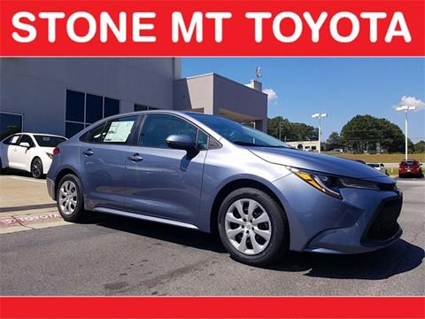 2020 Toyota Corolla for sale in Lilburn, GA