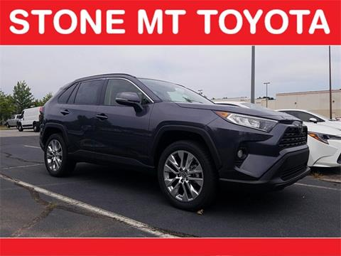 2019 Toyota RAV4 for sale in Lilburn, GA