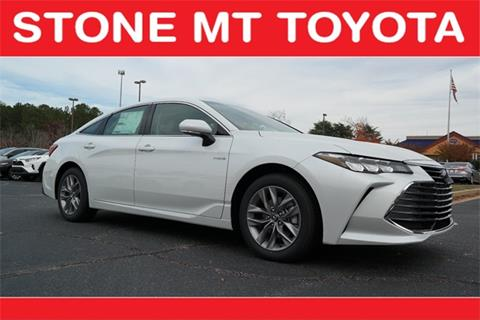 2020 Toyota Avalon Hybrid for sale in Lilburn, GA