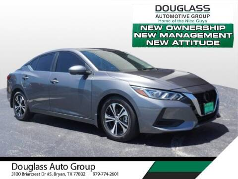 2020 Nissan Sentra for sale at Douglass Automotive Group in Central Texas TX