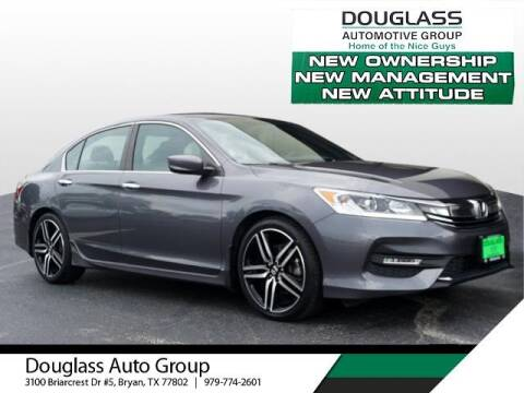2017 Honda Accord for sale at Douglass Automotive Group in Central Texas TX
