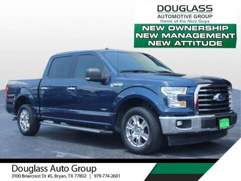 2017 Ford F-150 for sale at Douglass Automotive Group in Central Texas TX