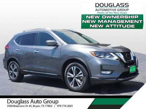 2017 Nissan Rogue for sale at Douglass Automotive Group in Central Texas TX