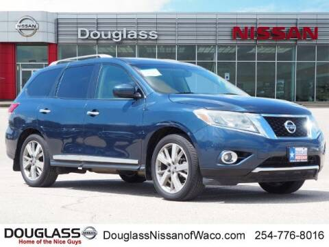2014 Nissan Pathfinder for sale at Douglass Automotive Group in Central Texas TX