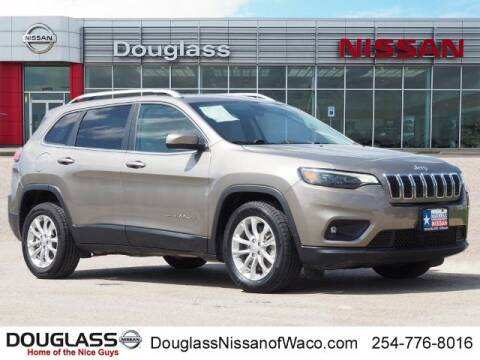 2019 Jeep Cherokee for sale at Douglass Automotive Group in Central Texas TX