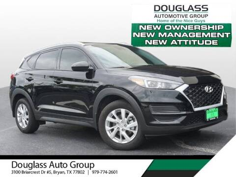 2020 Hyundai Tucson for sale at Douglass Automotive Group in Central Texas TX
