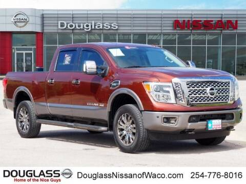 2018 Nissan Titan XD for sale at Douglass Automotive Group in Central Texas TX