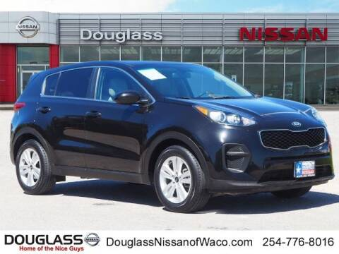 2017 Kia Sportage for sale at Douglass Automotive Group in Central Texas TX