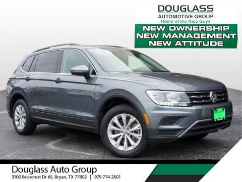 2019 Volkswagen Tiguan for sale at Douglass Automotive Group in Central Texas TX