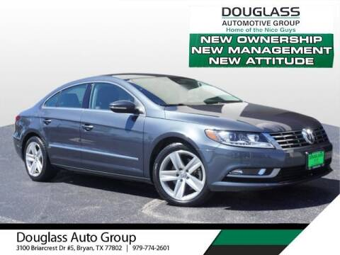 2015 Volkswagen CC for sale at Douglass Automotive Group in Central Texas TX