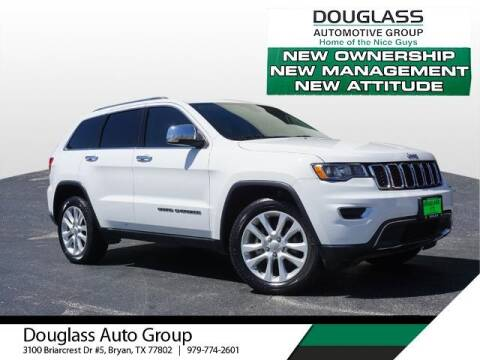 2017 Jeep Grand Cherokee for sale at Douglass Automotive Group in Central Texas TX