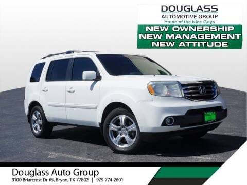 2013 Honda Pilot for sale at Douglass Automotive Group in Central Texas TX