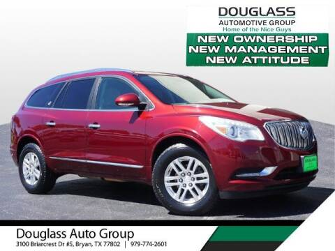 2015 Buick Enclave for sale at Douglass Automotive Group in Central Texas TX