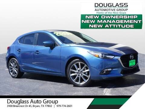 2018 Mazda MAZDA3 for sale at Douglass Automotive Group in Central Texas TX