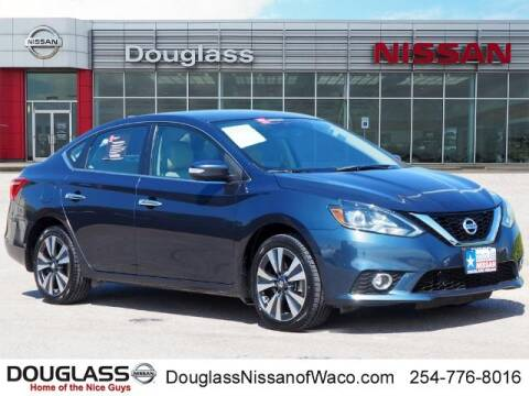2017 Nissan Sentra for sale at Douglass Automotive Group in Central Texas TX