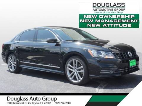2016 Volkswagen Passat for sale at Douglass Automotive Group in Central Texas TX