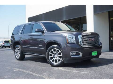 2016 GMC Yukon for sale at Douglass Automotive Group in Central Texas TX