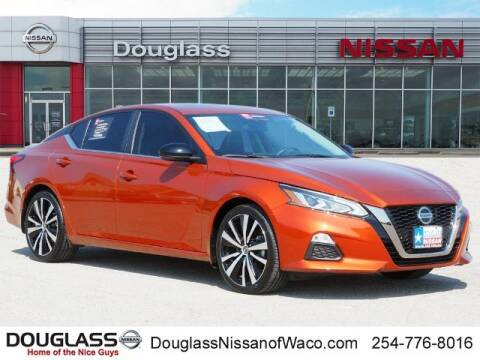 2020 Nissan Altima for sale at Douglass Automotive Group in Central Texas TX
