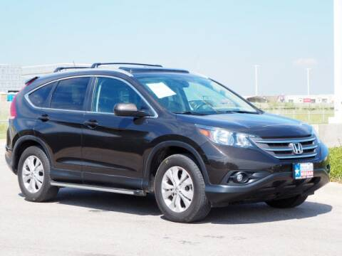 2014 Honda CR-V for sale at Douglass Automotive Group in Central Texas TX