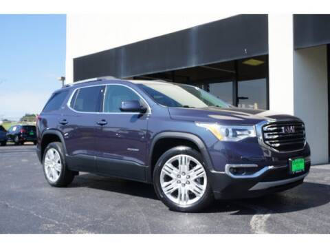 2019 GMC Acadia for sale at Douglass Automotive Group in Central Texas TX