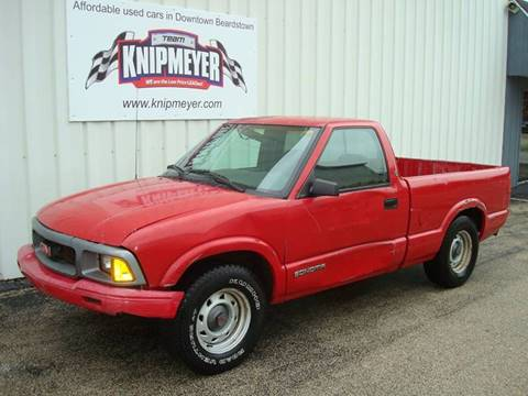 1994 GMC Sonoma for sale in Beardstown, IL