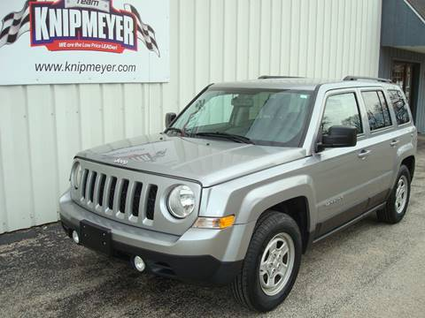 2016 Jeep Patriot for sale in Beardstown, IL