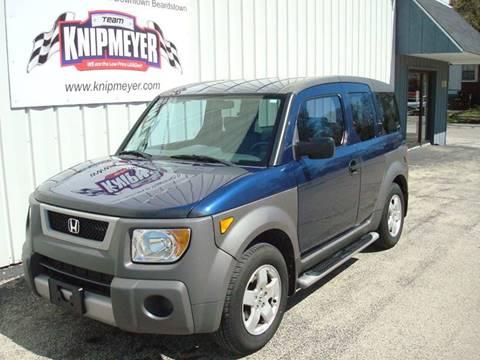 2003 Honda Element for sale in Beardstown, IL