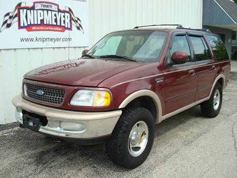 1997 Ford Expedition for sale in Beardstown, IL