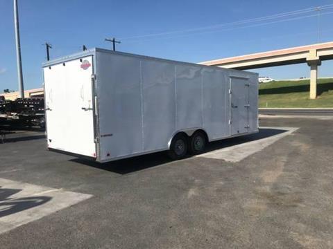 2020 Cargo Mate 8.5 x 24 for sale in Edinburg, TX