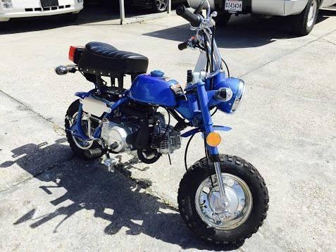 2018 Icebear Honda Z50 Tribute for sale in Houma, LA