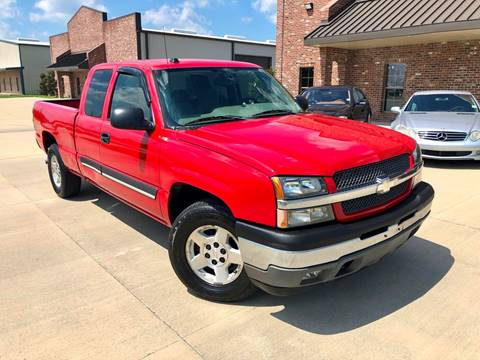 2005 Chevy Silverado For Sale >> Used 2005 Chevrolet Silverado 1500 For Sale In Louisiana