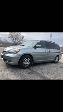 2006 Honda Odyssey for sale in Columbia, MO