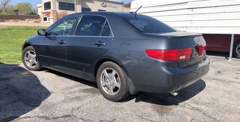 2005 Honda Accord for sale in Columbia, MO