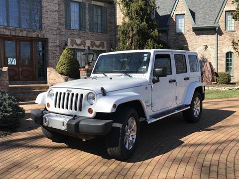2012 Jeep Wrangler Unlimited for sale in Villa Ridge, MO