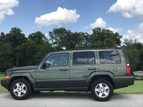 2007 Jeep Commander for sale in Villa Ridge, MO