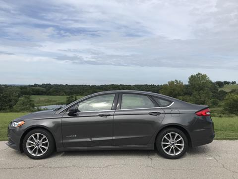 2017 Ford Fusion Hybrid for sale in Villa Ridge, MO