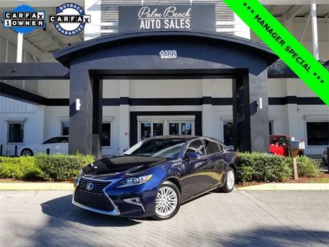 2017 Lexus ES 350 for sale in West Palm Beach, FL