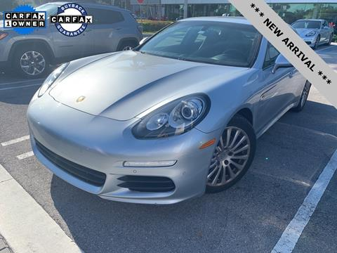 2014 Porsche Panamera for sale in West Palm Beach, FL