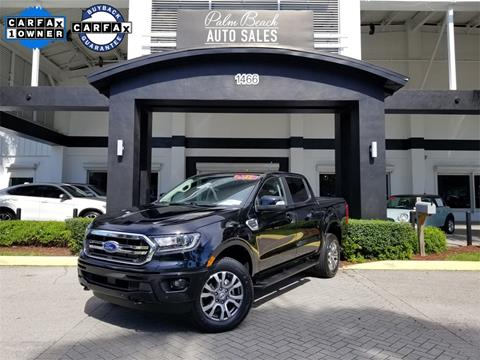 2019 Ford Ranger for sale in West Palm Beach, FL