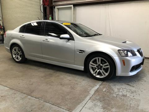 2009 Pontiac G8 for sale in Madera, CA
