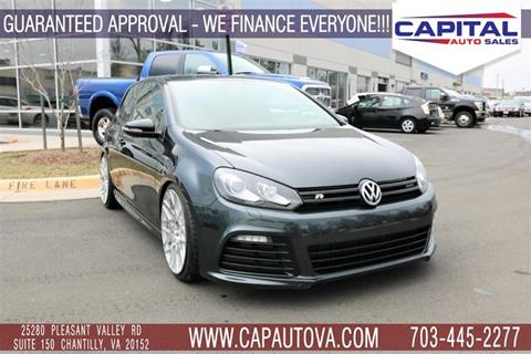 2013 Volkswagen Golf R for sale in Chantilly, VA