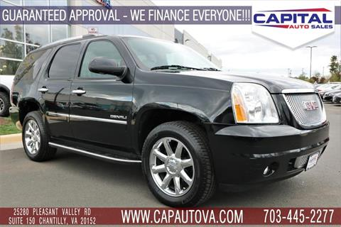 2011 GMC Yukon for sale in Chantilly, VA