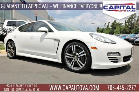 2012 Porsche Panamera for sale in Chantilly, VA