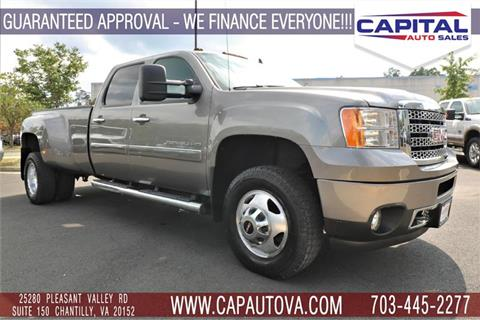 2012 GMC Sierra 3500HD for sale in Chantilly, VA